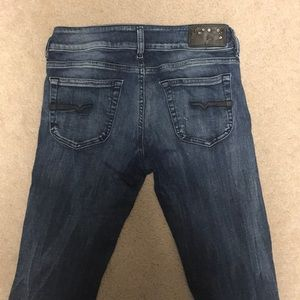 Diesel Brand distressed Jeans